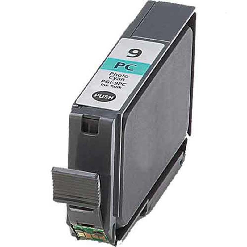 Canon Ink Cartridge - Cyan - Compatible - OEM PGI-9PC