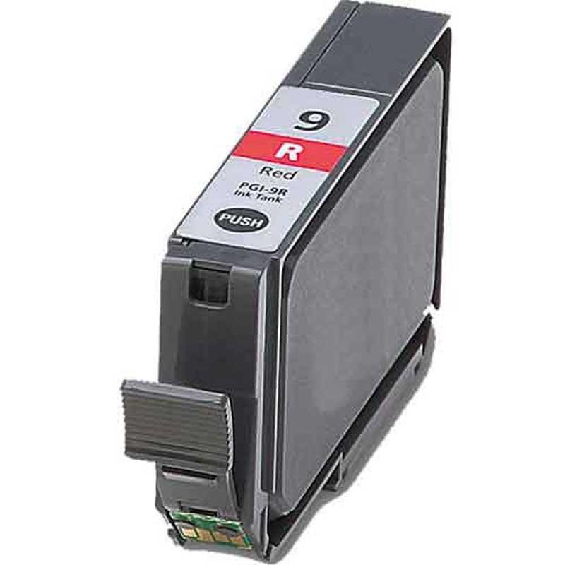 Canon Toner Cartridge - Red - Compatible - OEM PGI-9R