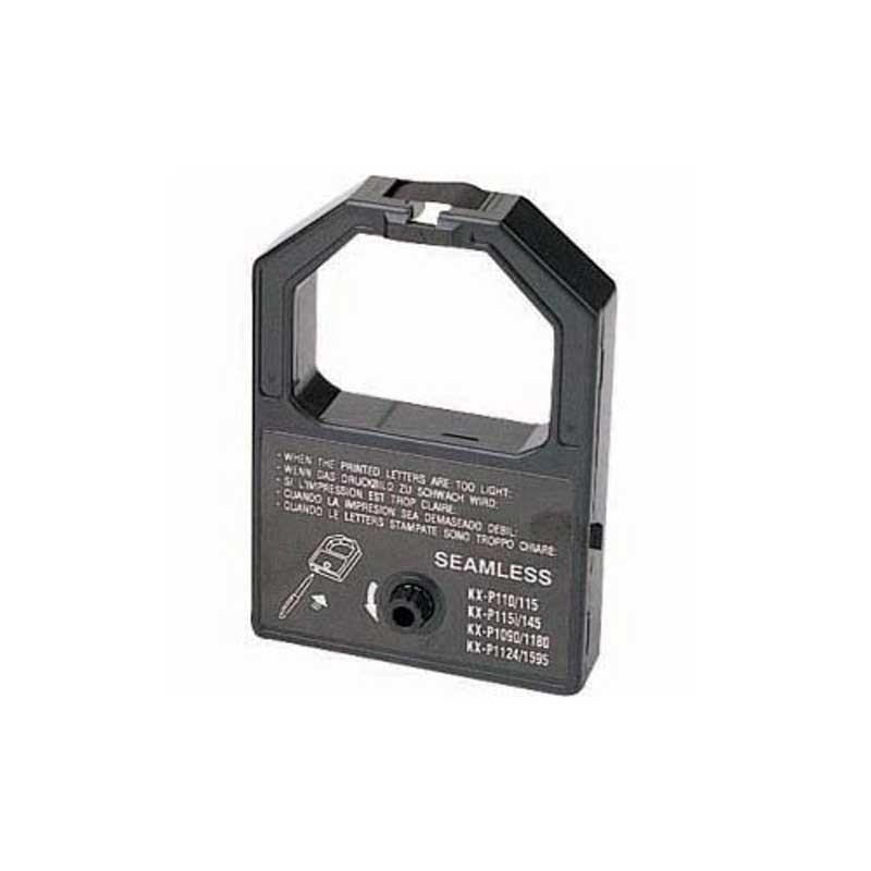 Panasonic Ribbon - Black - Compatible - OEM KX-P115 KX-P145 - Box of 6