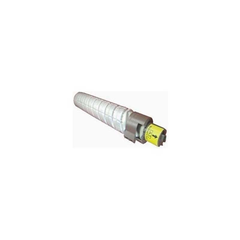 Ricoh Toner Cartridge - Yellow - Compatible - OEM 841298