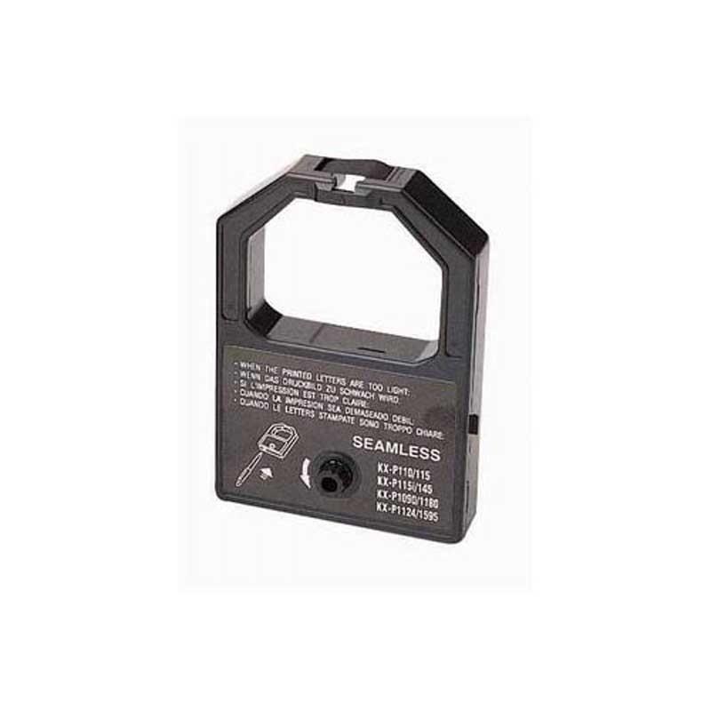 Panasonic Compatible Ribbon KX-P1080 1090 1123 1124 1180 KXP115 Black