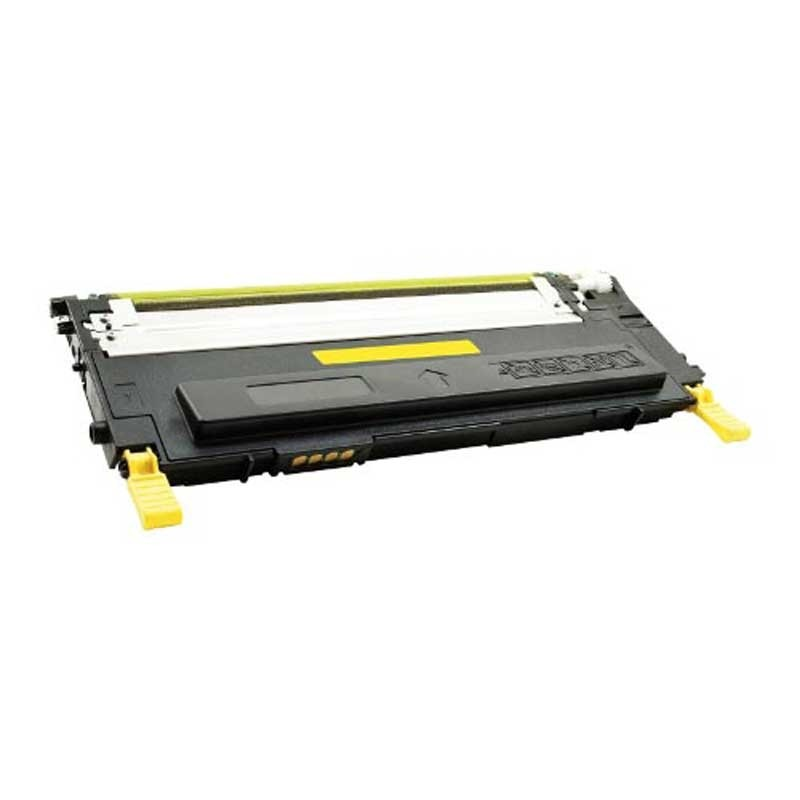 Samsung Toner Cartridge - Yellow - Compatible - OEM CLT-Y407S