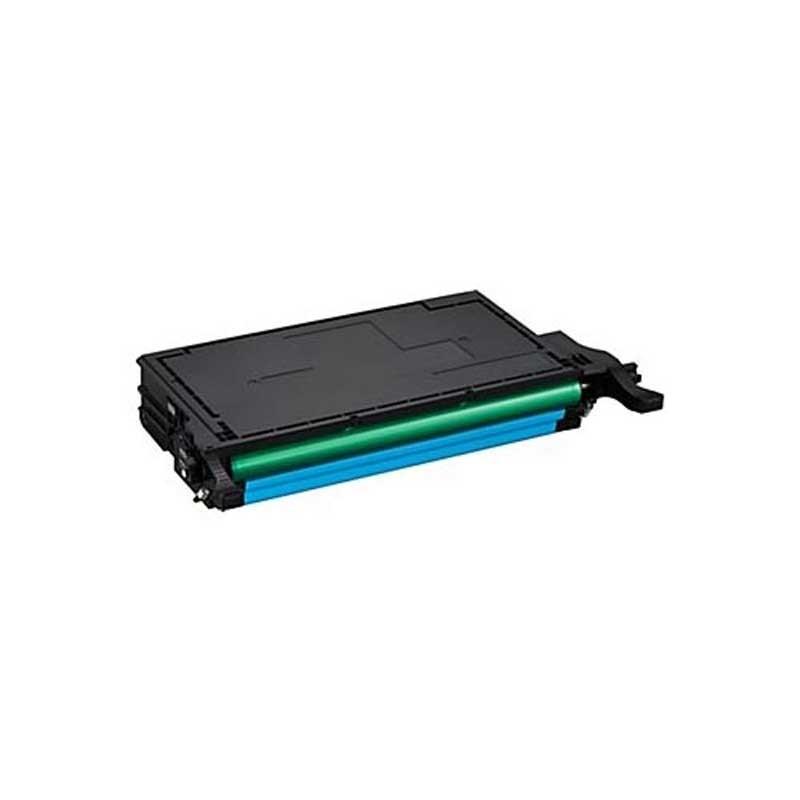Samsung Toner Cartridge - Cyan - Compatible - OEM CLT-C508