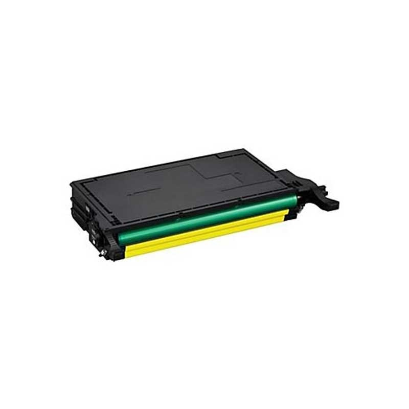 Samsung Toner Cartridge - Yellow - Compatible - OEM CLT-Y508