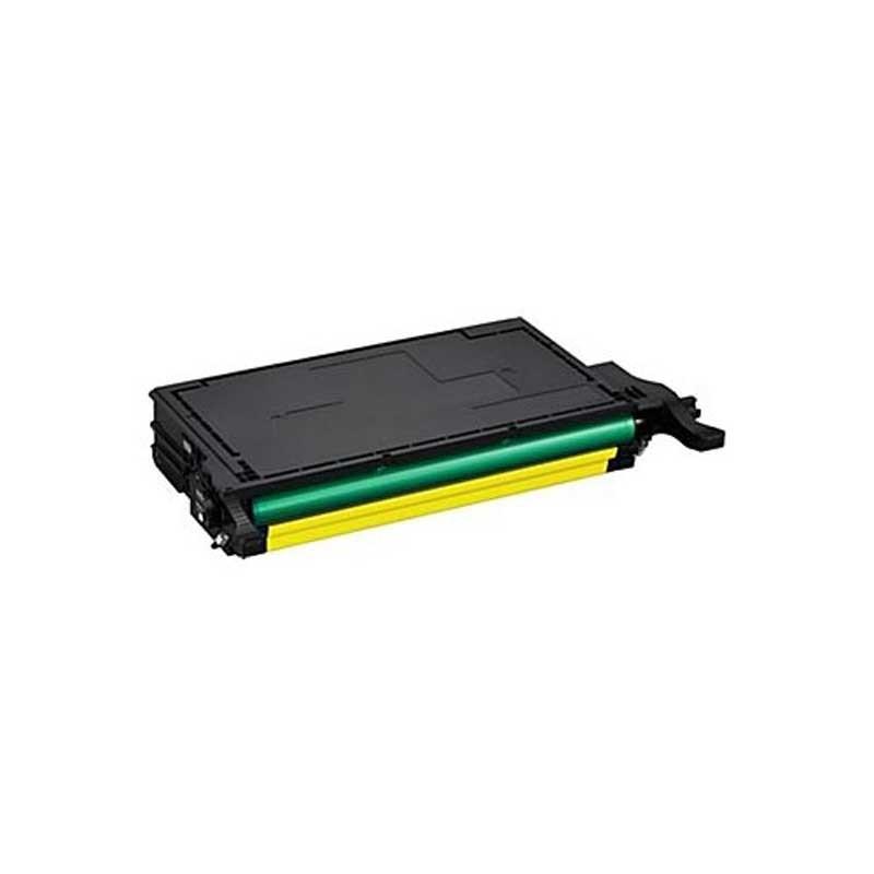 Samsung Toner Cartridge - Yellow - Compatible - OEM CLT-Y508