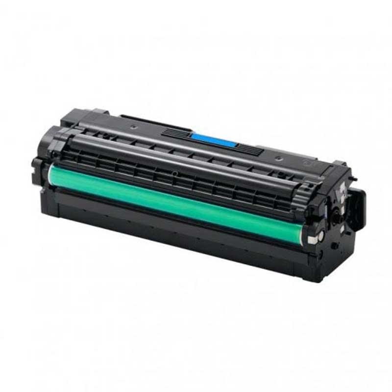 Samsung Toner Cartridge - Cyan - Compatible - OEM CLT-C506L