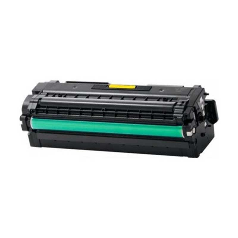 Samsung Toner Cartridge - Yellow - Compatible - OEM CLT-Y505L