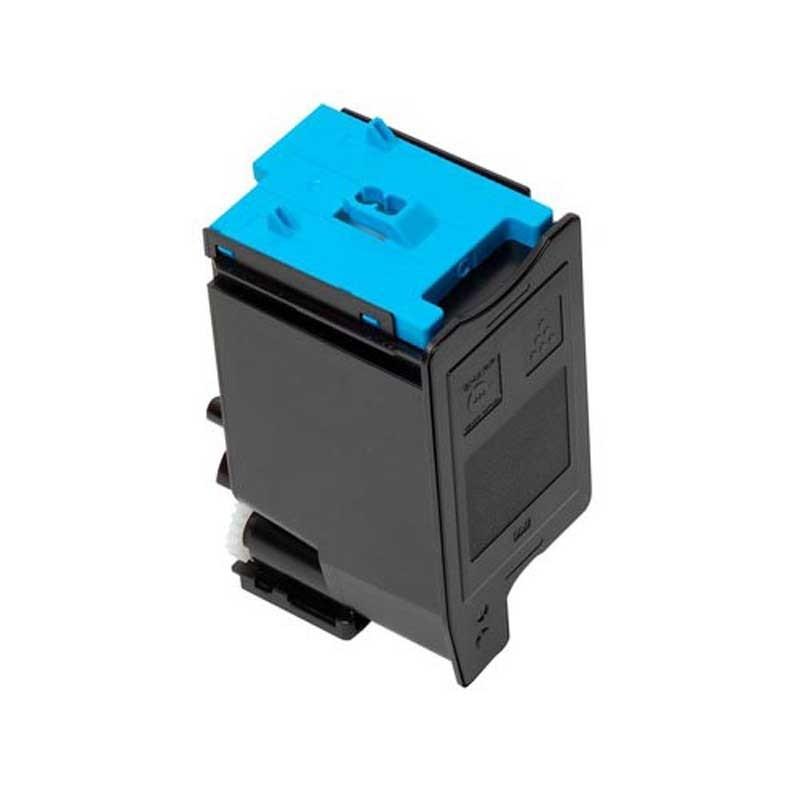 Sharp Toner Cartridge - Cyan - Compatible - OEM MX-C30NTC