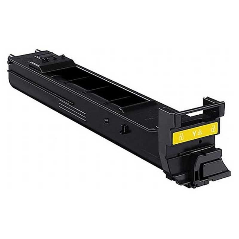 Sharp Toner Cartridge - Yellow - Compatible - OEM MX-C40NTY