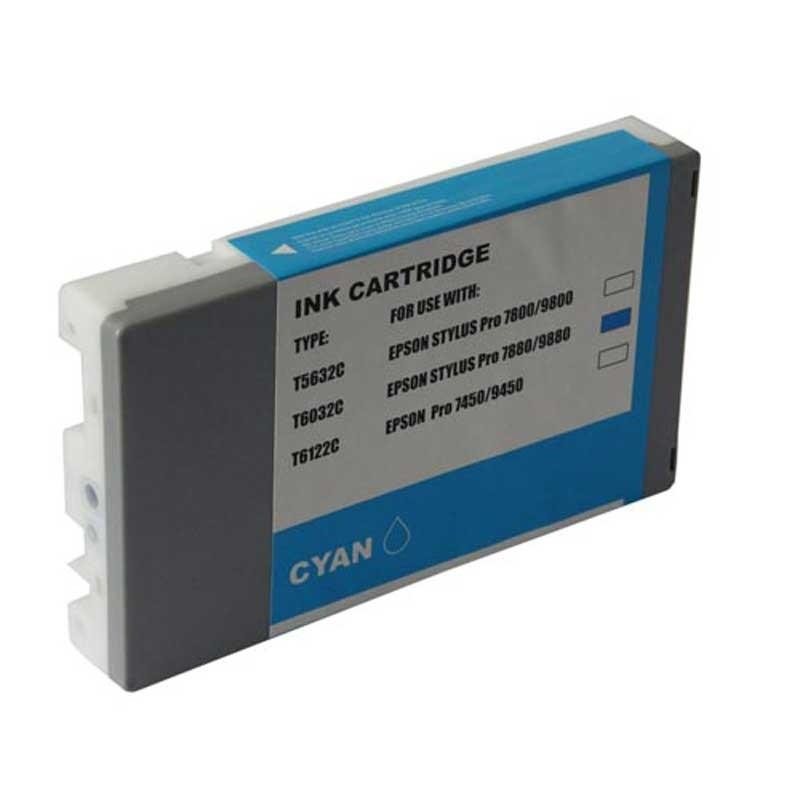 Epson Ink Cartridge - Cyan - Compatible - OEM T603200