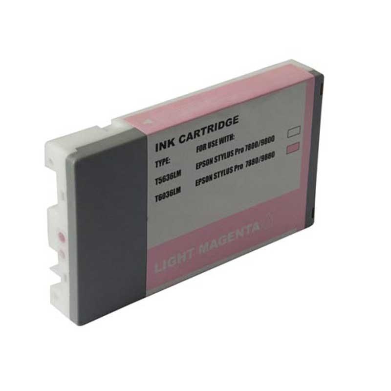 Epson Ink Cartridge - Magenta - Compatible - OEM T603600