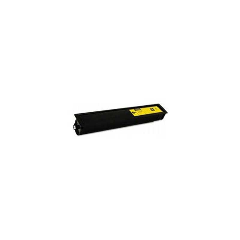 Toshiba Toner Cartridge - Yellow - Compatible - OEM TFC25Y