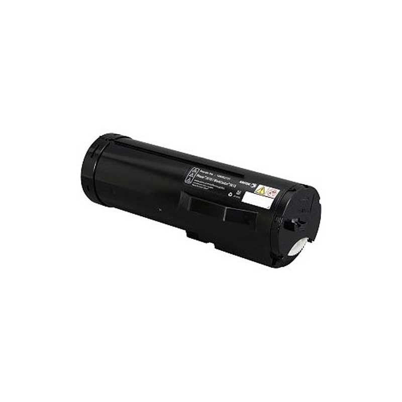 Xerox High Yield Toner Cartridge - Black - Compatible - OEM 106R02722