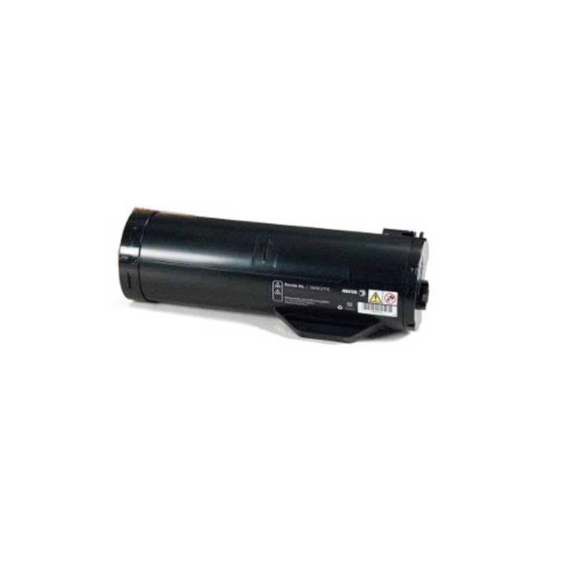 Xerox Toner Cartridge - Black - Compatible - OEM 106R02740