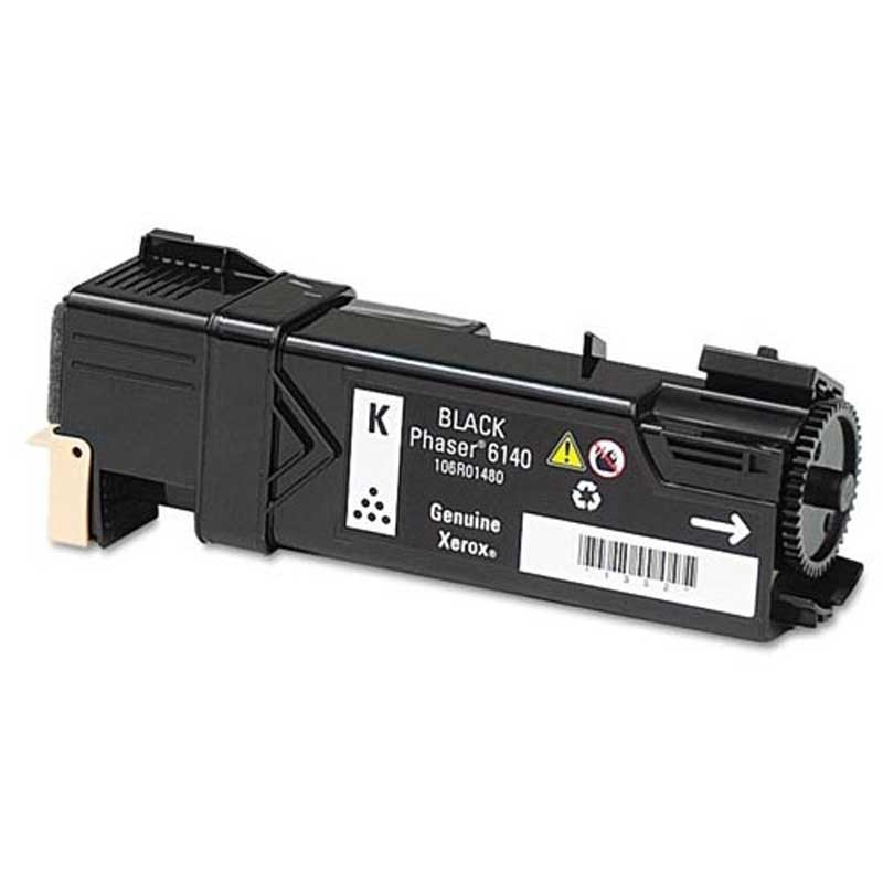 Xerox Toner Cartridge - Black - Compatible - OEM 106R01480
