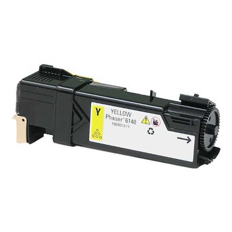 Xerox Toner Cartridge - Yellow - Compatible - OEM 106R01479