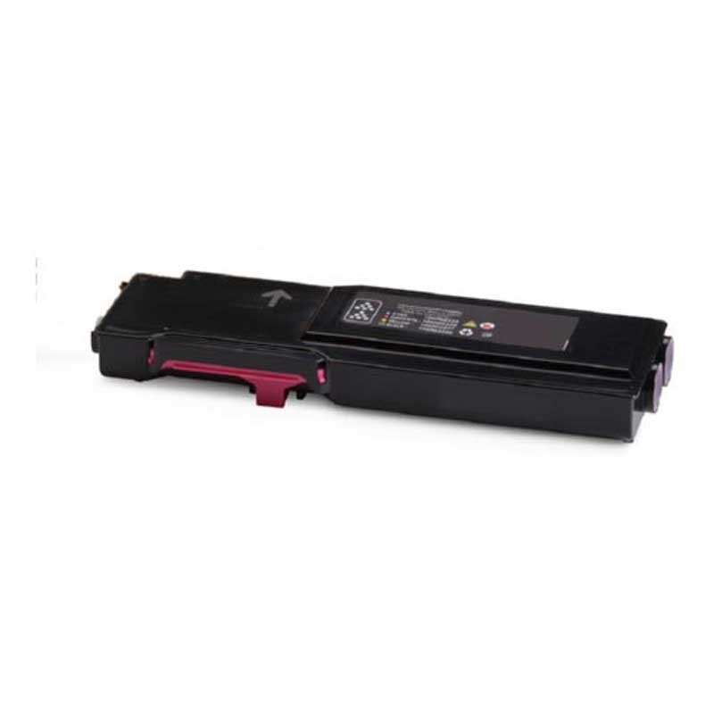 Xerox High Yield Toner Cartridge - Magenta - Compatible - OEM 106R02745