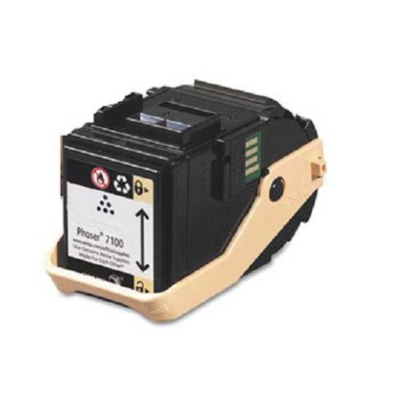 Xerox  Toner Cartridge - Black - Compatible - OEM 106R02605