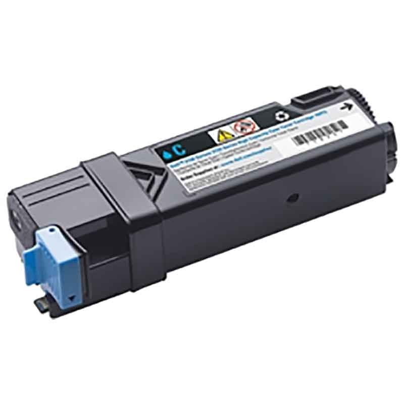 Dell Toner Cartridge - Cyan - Compatible - OEM 331-0716