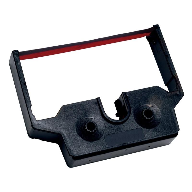 Epson ERC 02 Ribbon - Black / Red - High Yield - OEM ERC02RB