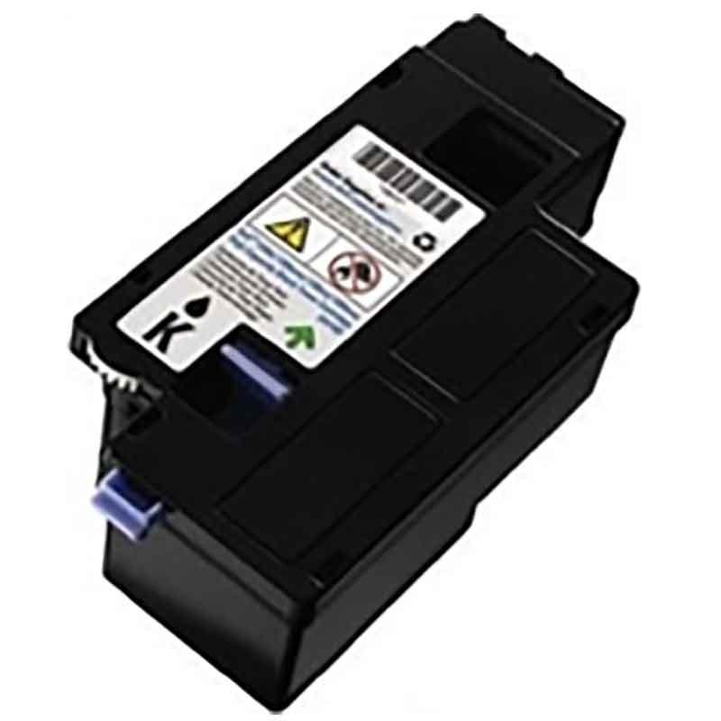 Dell High Yield Toner Cartridge - Black - Compatible - OEM 331-0778