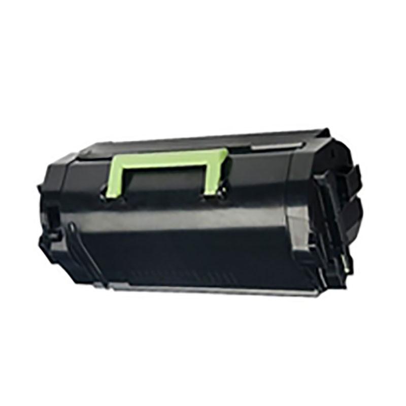 Lexmark Toner Cartridge - Black - Compatible - OEM 62D1H00
