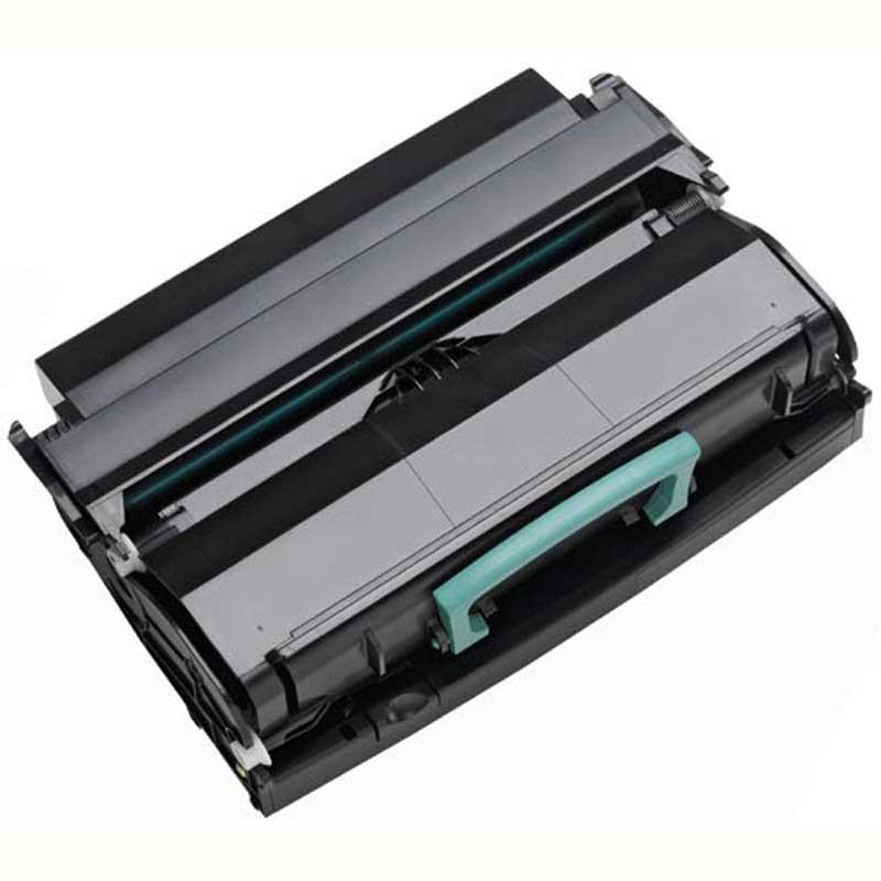 Dell MICR Toner Cartridge - Black - Compatible - OEM 330-2666 330-2667