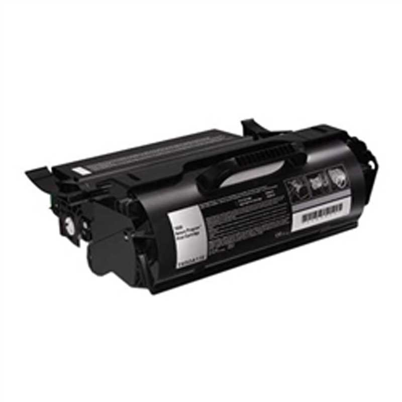 Dell MICR Toner Cartridge - Black - Compatible - OEM 330-6968 330-6991