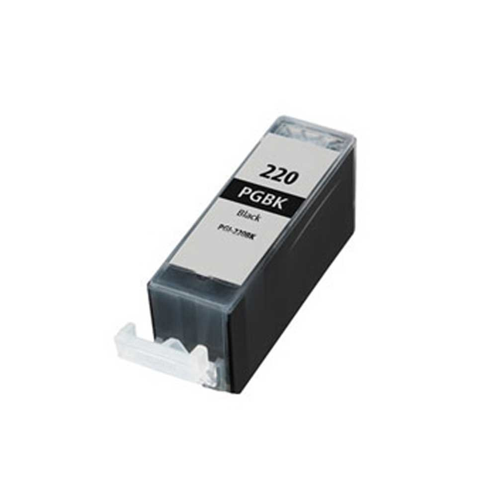 Canon Ink Cartridge - Black - Compatible - OEM PGI-220Bk