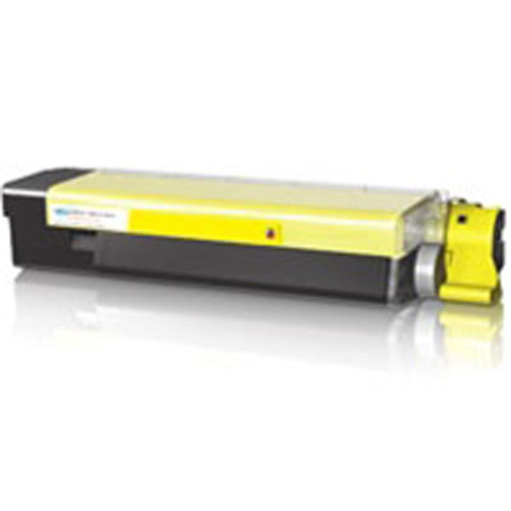 Xerox High Yield Toner Cartridge - Yellow - Compatible - OEM 106R01220