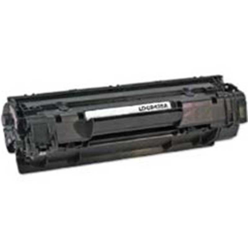 HP High Yield Toner Cartridge - Black - Compatible - OEM CB435A