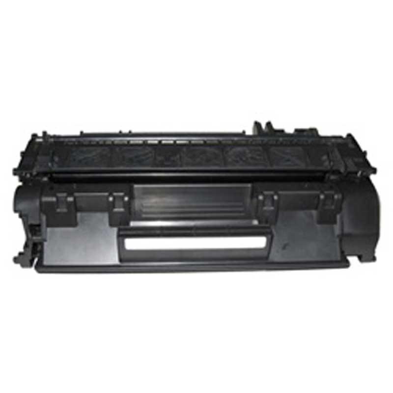 HP MICR Toner Cartridge - Black - Compatible - OEM CE505X MICR