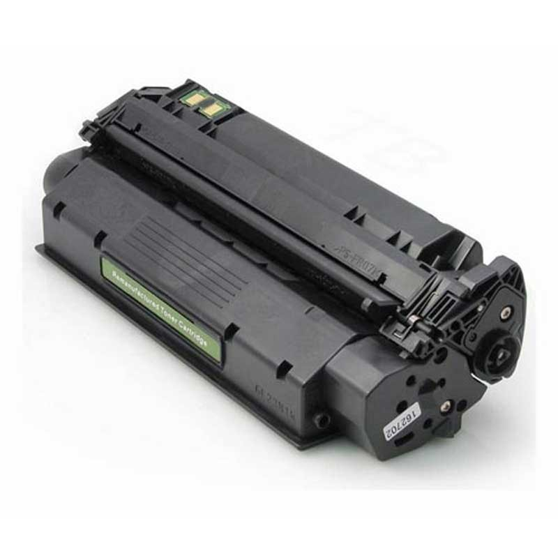 HP High Yield MICR Toner Cartridge - Black - Compatible - OEM Q2613A Q2613X