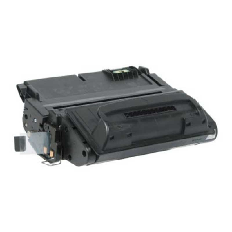 HP High Yield MICR Toner Cartridge - Black - Compatible - OEM Q1338A MICR