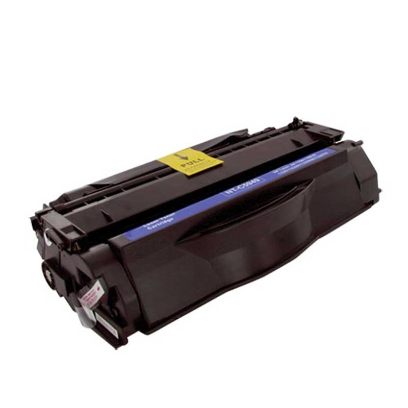 HP Toner Cartridge - Black - Compatible - OEM Q5949A