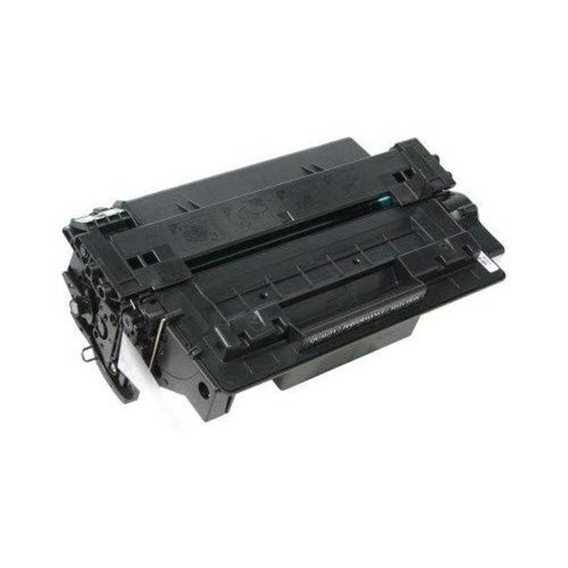 HP High Yield MICR Toner Cartridge - Black - Compatible - OEM Q6511X