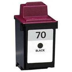 Lexmark 70 Compatible (black) Ink Cartridge