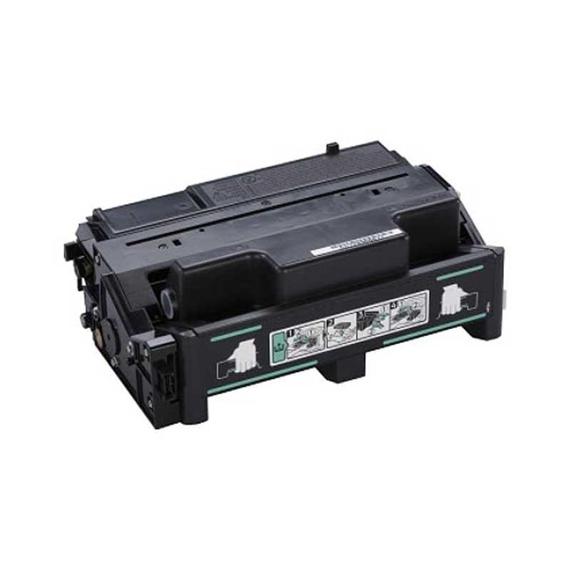Ricoh Toner Cartridge - Black - Compatible - OEM 402809