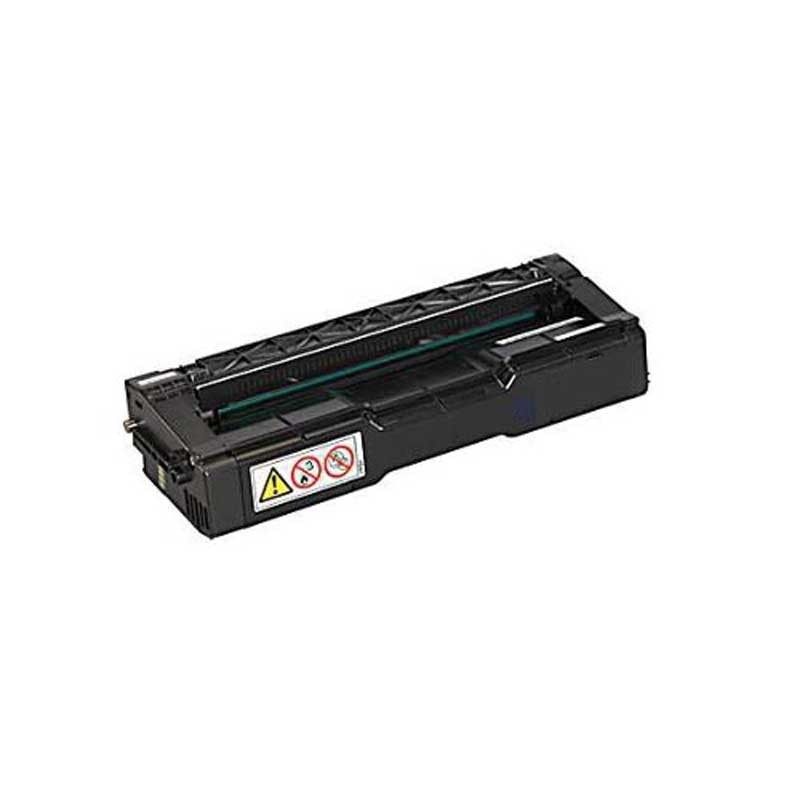 Ricoh Toner Cartridge - Black - Compatible - OEM 406046