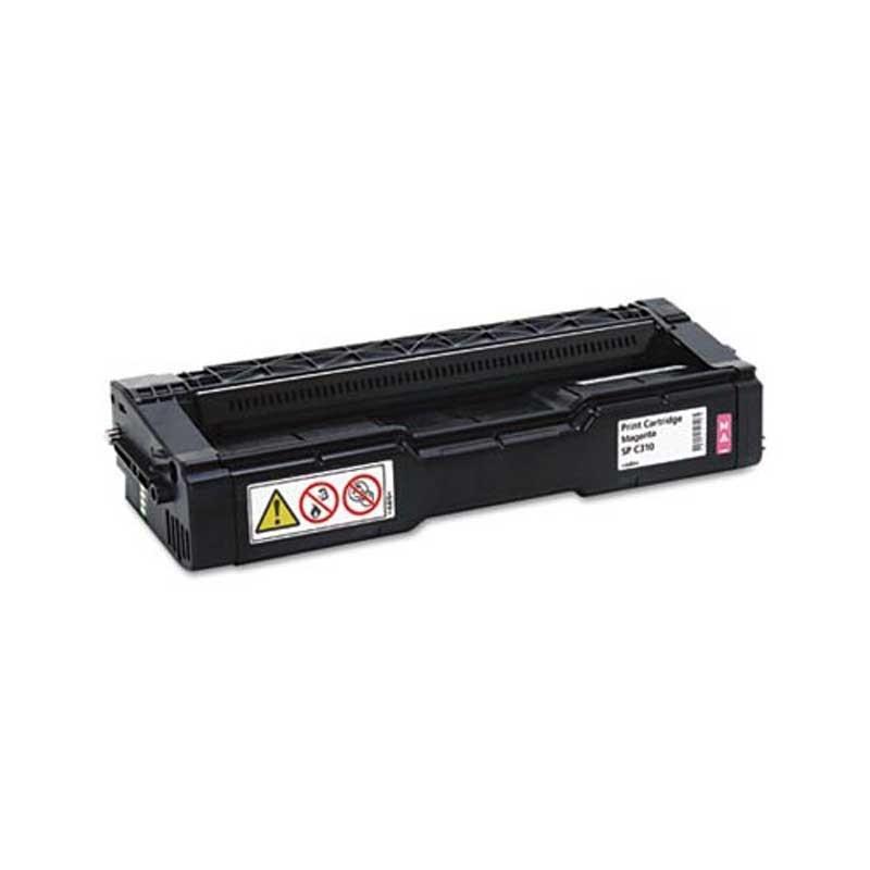 Ricoh Toner Cartridge - Magenta -Compatible - OEM 406477