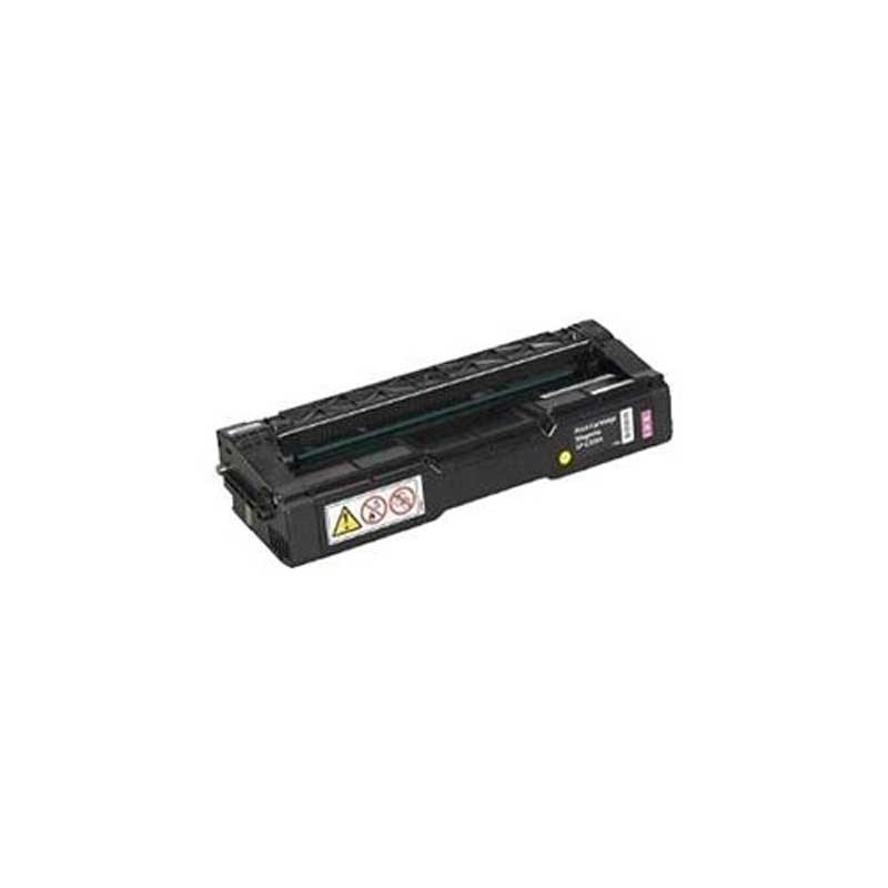 Ricoh Toner Cartridge - Yellow - Compatible - OEM 406478