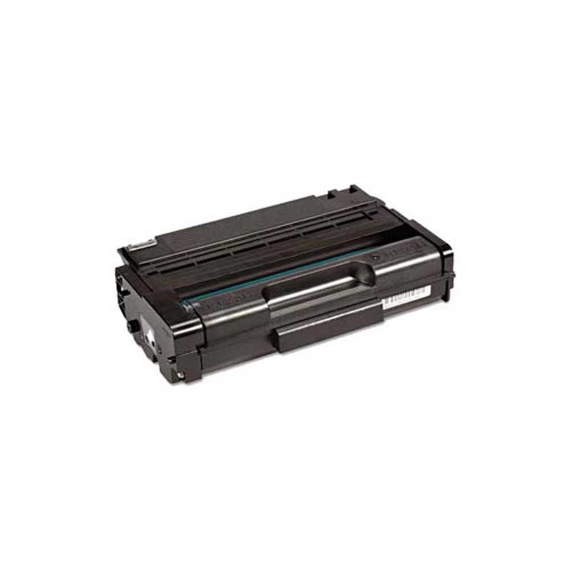 Ricoh Toner Cartridge - Black - Compatible - OEM 406628