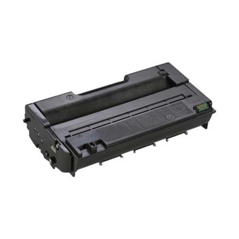 Ricoh Toner Cartridge - Black - Compatible - OEM 406989