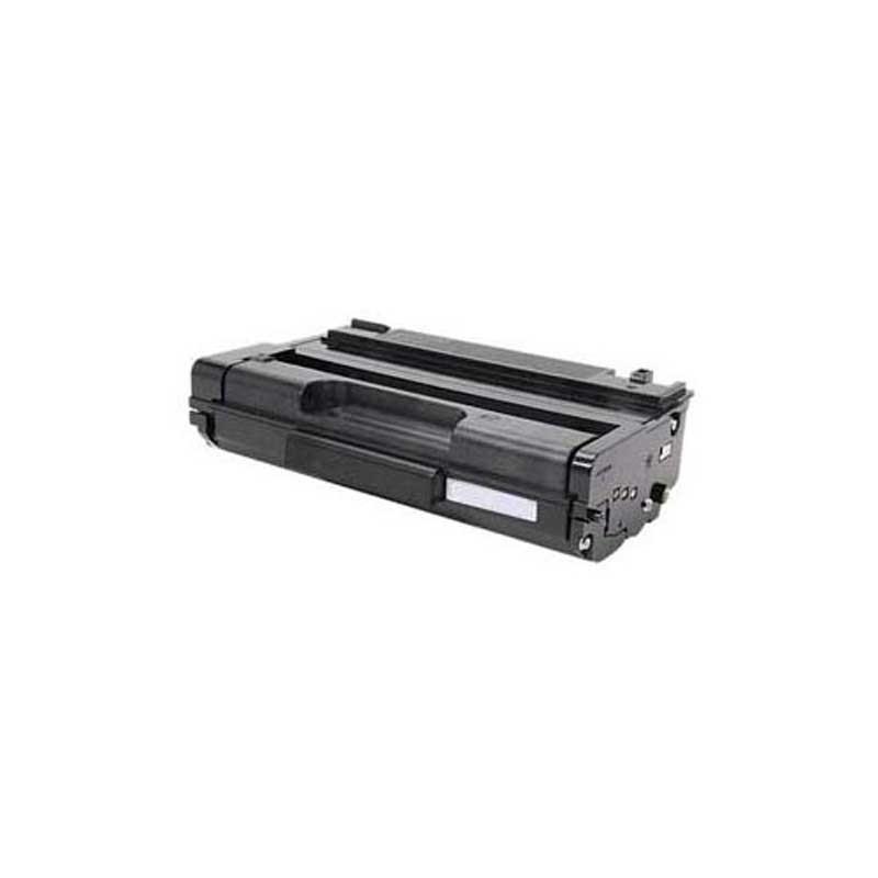 Ricoh Toner Cartridge - Black - Compatible - OEM 407024