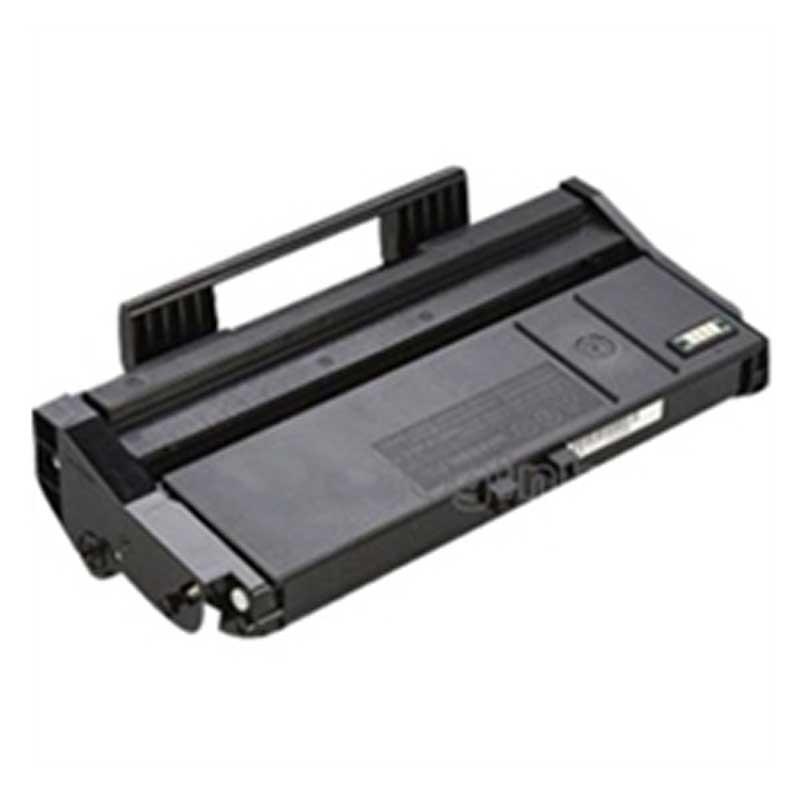 Ricoh Toner Cartridge - Black - Compatible - OEM 407165