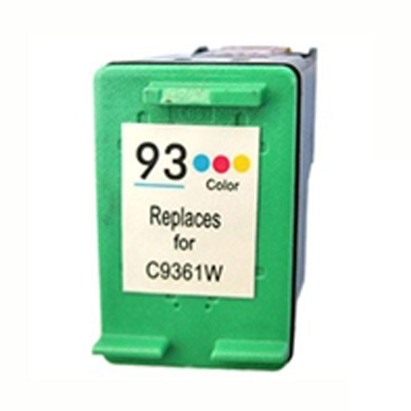 HP 93 Compatible Color Ink Cartridge OEM part # C9361WN