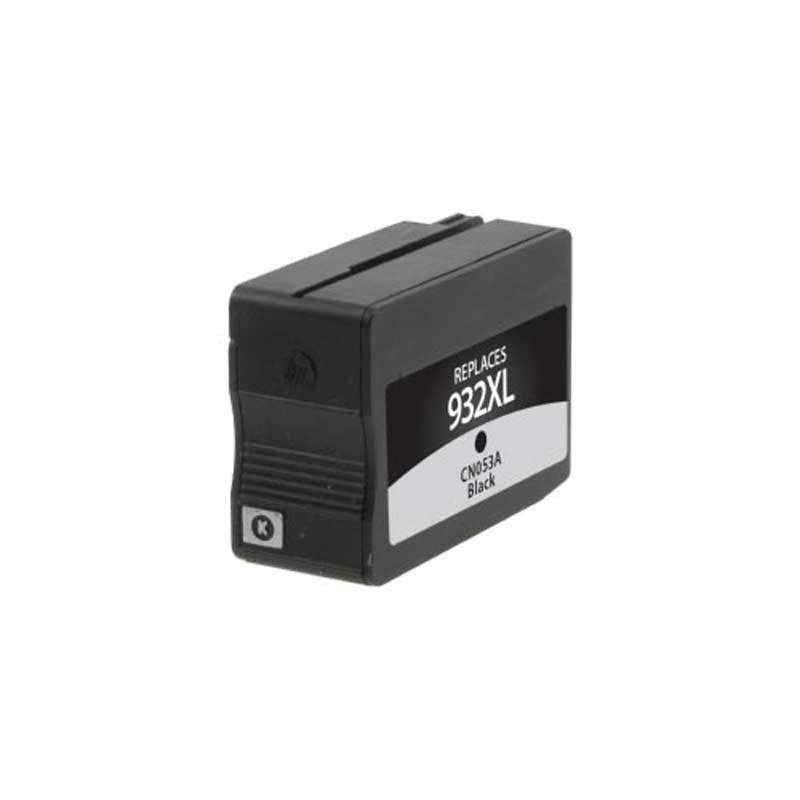 HP Ink Cartridge - Black - Remanufactured - OEM CN053AN
