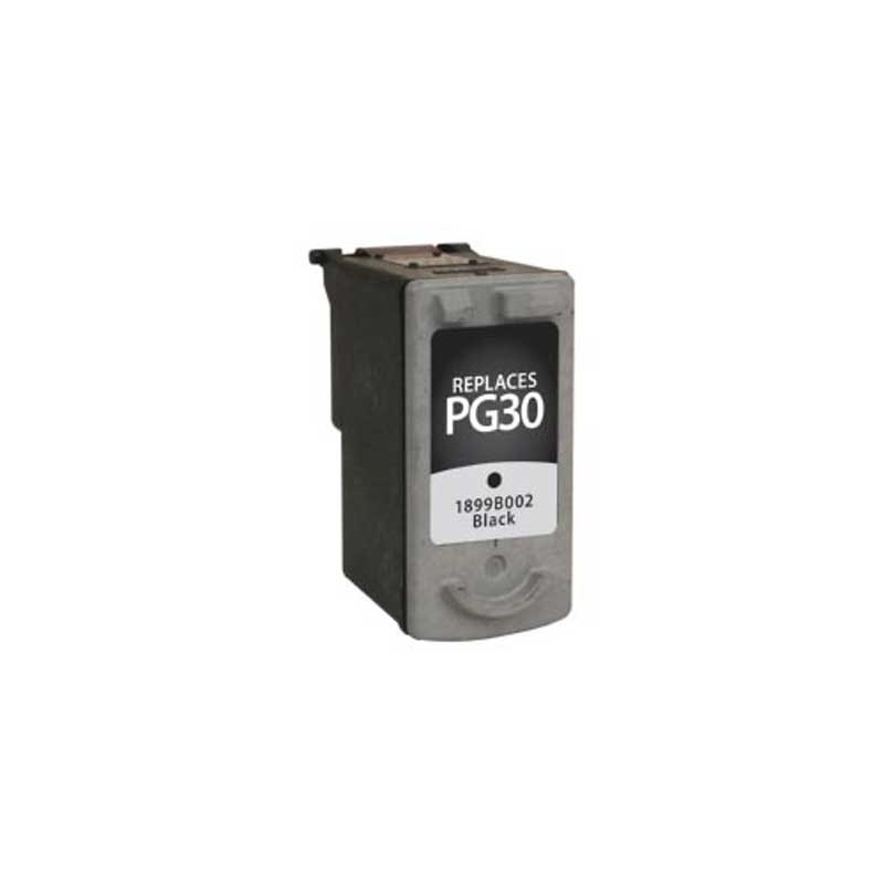 Canon Ink Cartridge - Black - Compatible - OEM PG-30