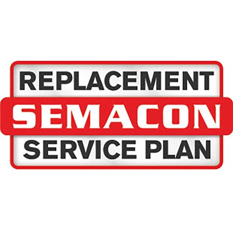 Semacon Replacement Service Plan Extensions for S-120