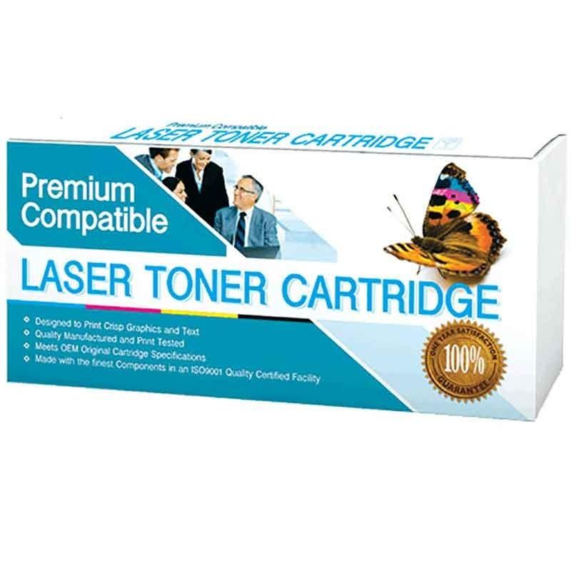 HP Toner Cartridge - Black - Compatible - OEM CF237A  37A
